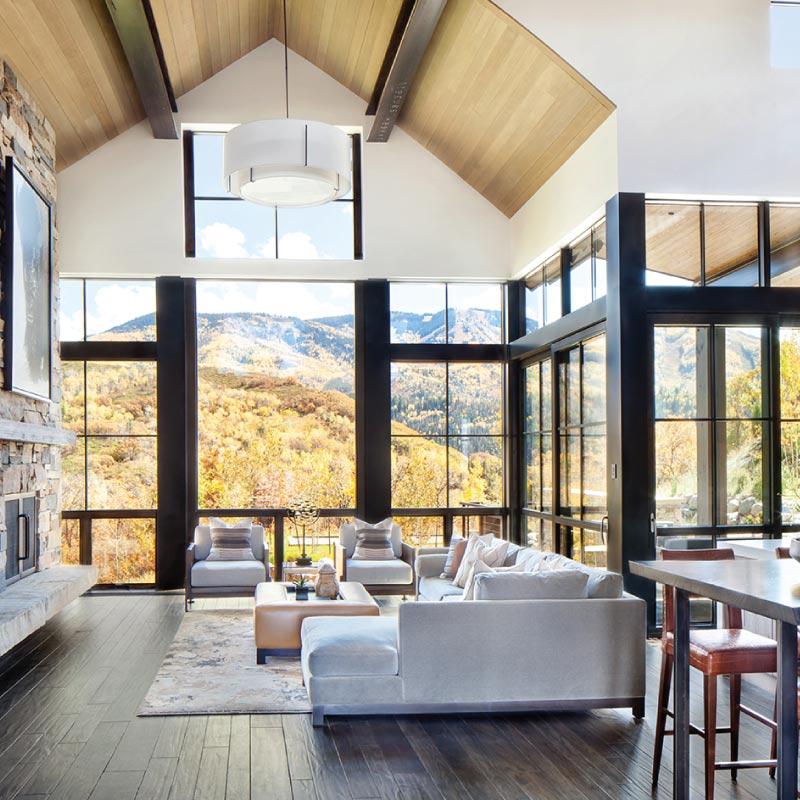 Optimal Indoor & Outdoor Living Space - Vertical Arts on Indoor Outdoor Living Spaces id=17613