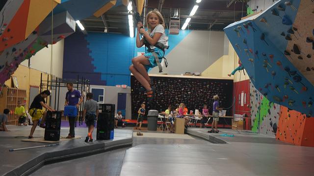 VATC Giant Rope Swing