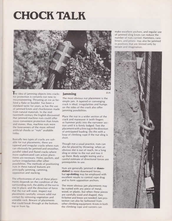 1974 Forrest Mountaineering Catalog and Guide to Natural