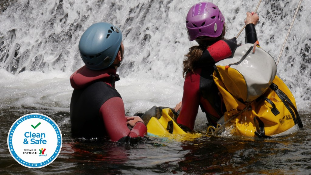Clean & Safe canyoning