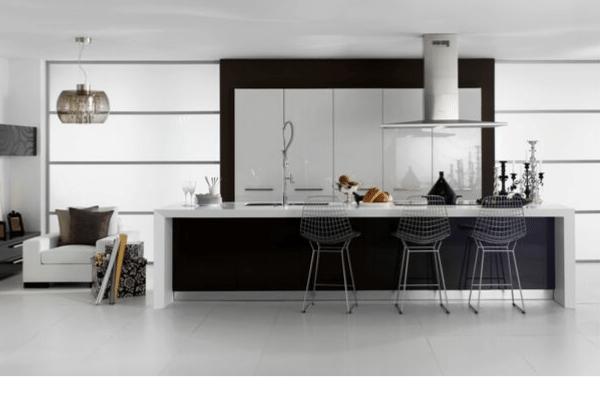 Cocinas Modernas con Diseños Minimalistas de Este 2019