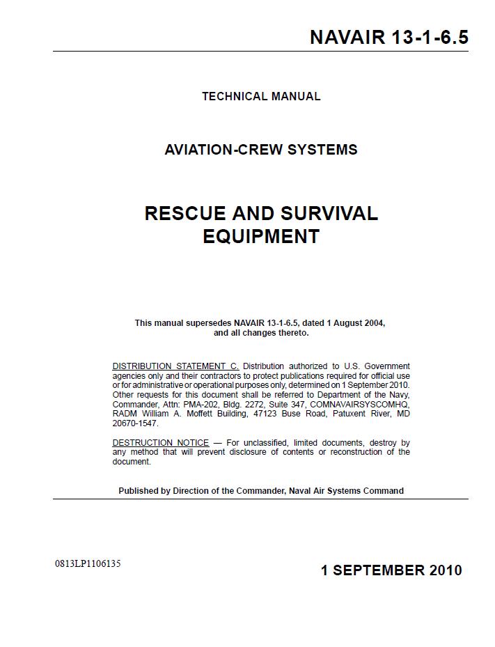 NAVAIR Manual