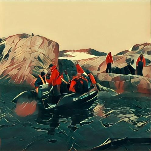 Shore Landing