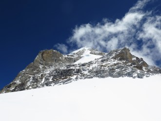 THe Rockband and Summit from Col