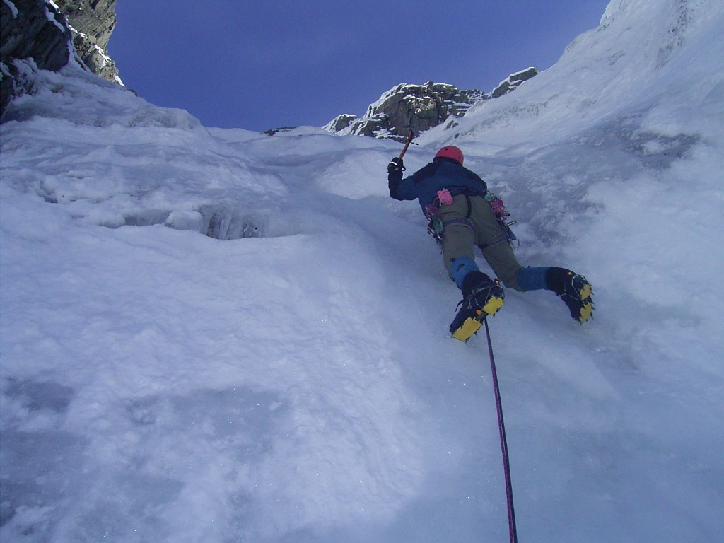 Guided Ice Climbing in New Zealand
