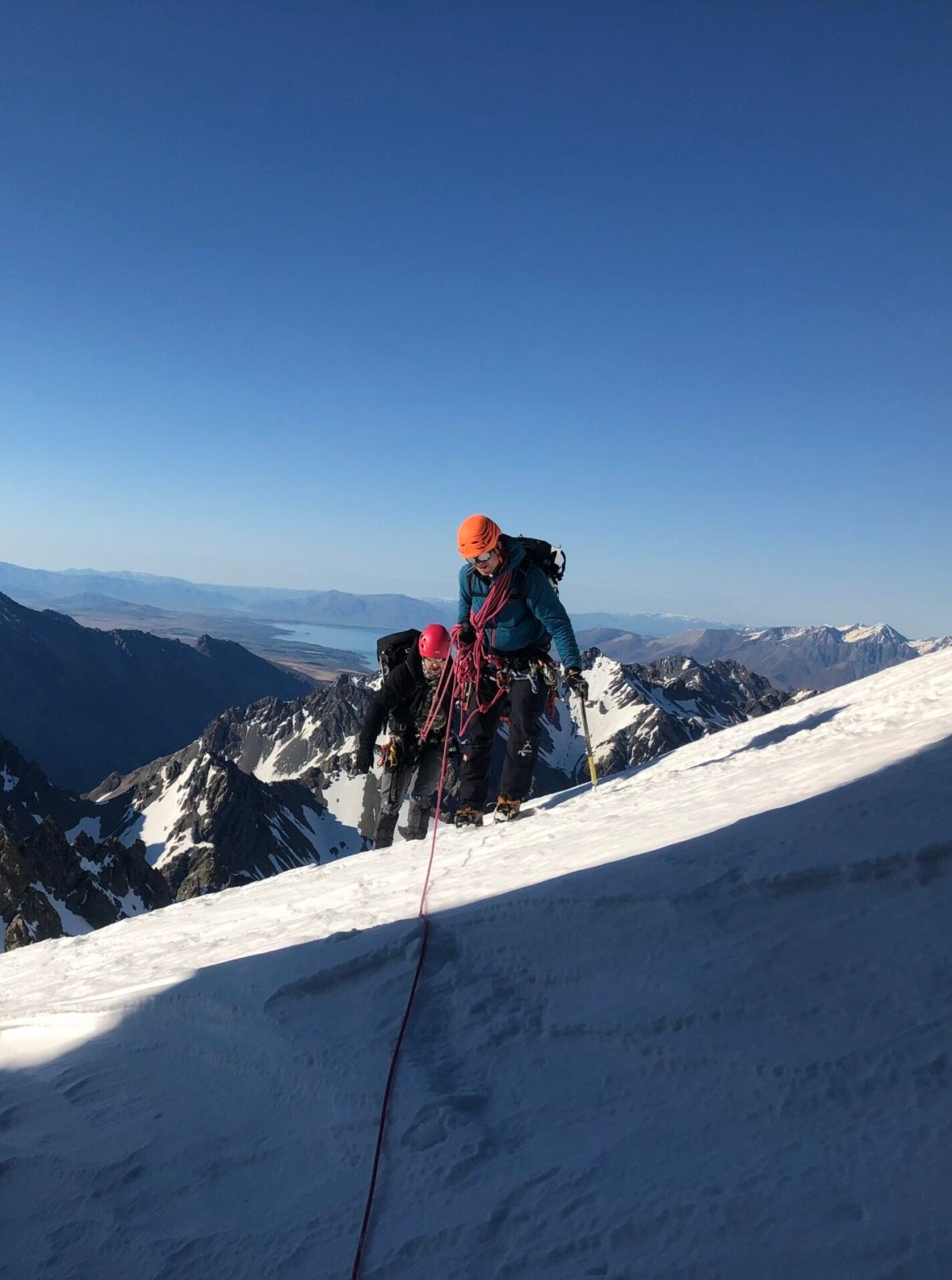 alpine ascents guided mountaineering in new zealand