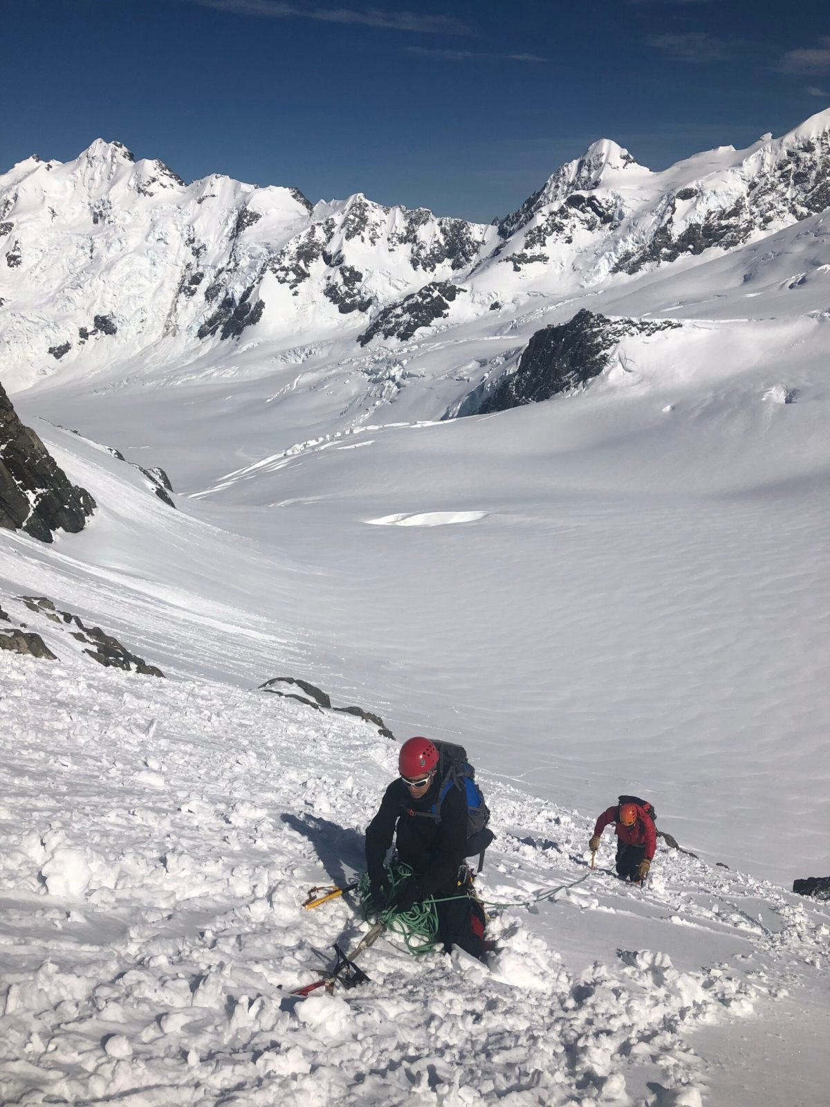 GUIDED ALPINE ASCENTS IN NEW ZEALAND