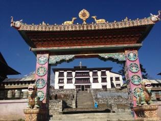 Tengboche Monestary