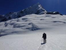 Bonar Glacier, Mt Aspiring