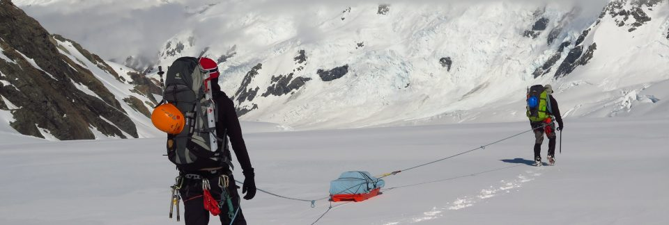 guided mountaineering courses new zealand
