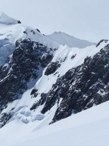 Mt Dixon East Ridge - The Access Gullys