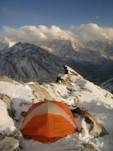 Lobuje East - High Camp