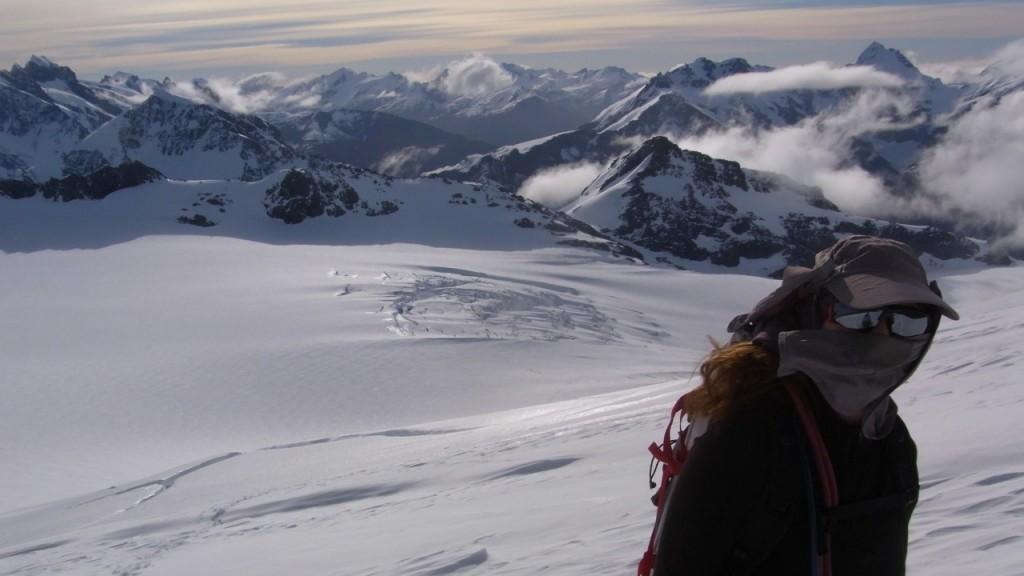 The Bonar Glacier