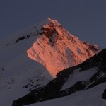 Climbing the Classic SW Ridge of Mt Aspiring