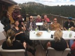 Camping with friends and family at Cal-Wood