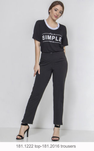 181.1222 top-181.2016 trousers