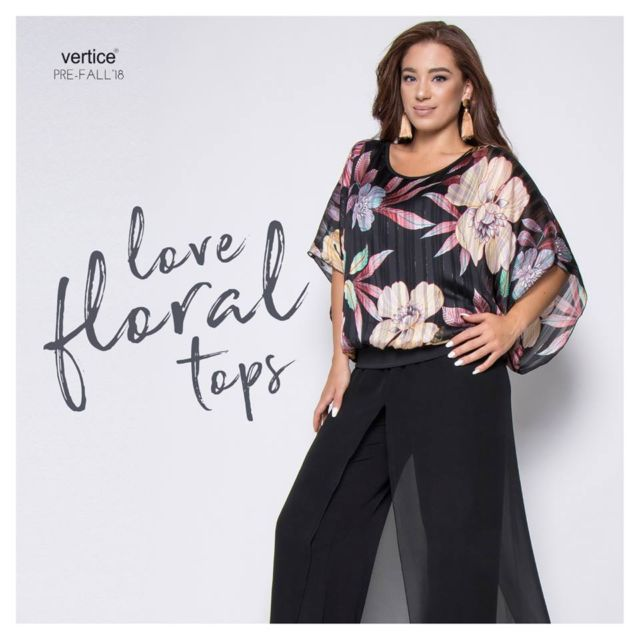 love floral tops