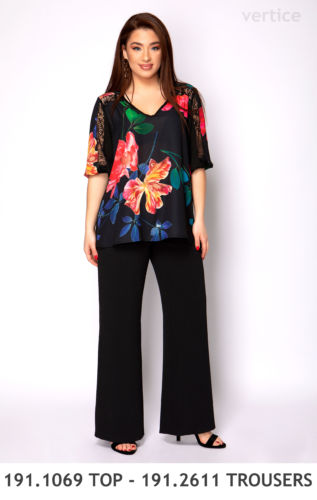 191.1069 TOP - 191.2611 TROUSERS