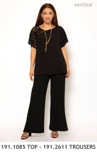191.1085 TOP- 191.2611 TROUSERS