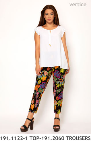 191.1122-1 TOP - 191.2060 TROUSERS