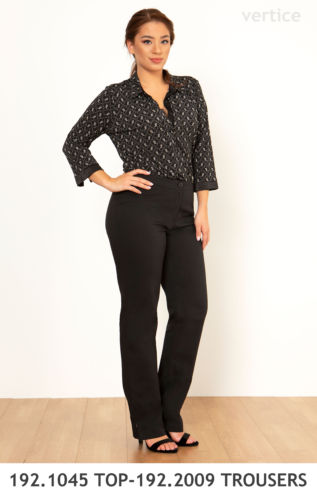 192.1045 TOP-192.2009 TROUSERS