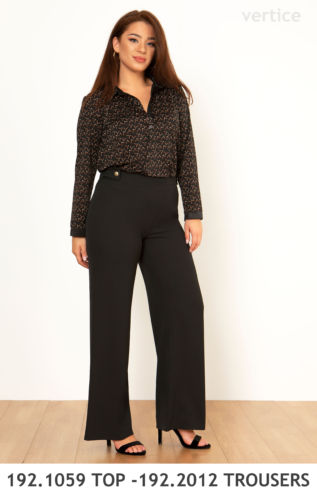 192.1059 TOP -192.2012 TROUSERS
