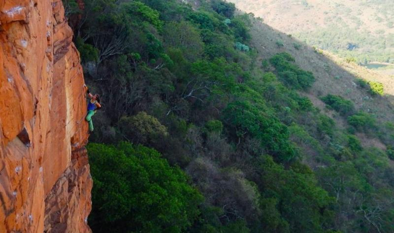 Caro North in South Africa