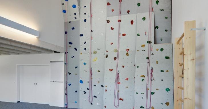 Therapeutisches Klettern und VERTICS.Sleeves