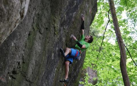 Ruben Firnenburg in The Essential 9a