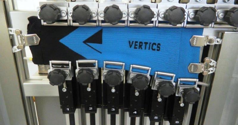 VERTICS.Vitello nel misuratore di compressione HOSY
