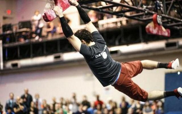Ethan Swanson American Ninja Warrior and VERTICS Sleeves
