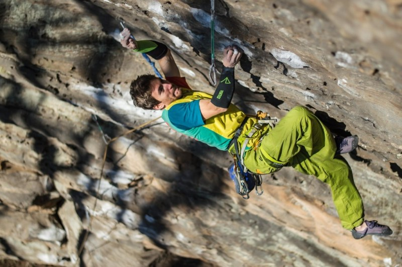 Stefano Ghisolfi Red River Gorge