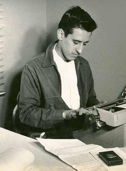 Roque Dalton (1935-1975). Poeta salvadoreño y exponente de la literatura latinoamericana del siglo XX.
