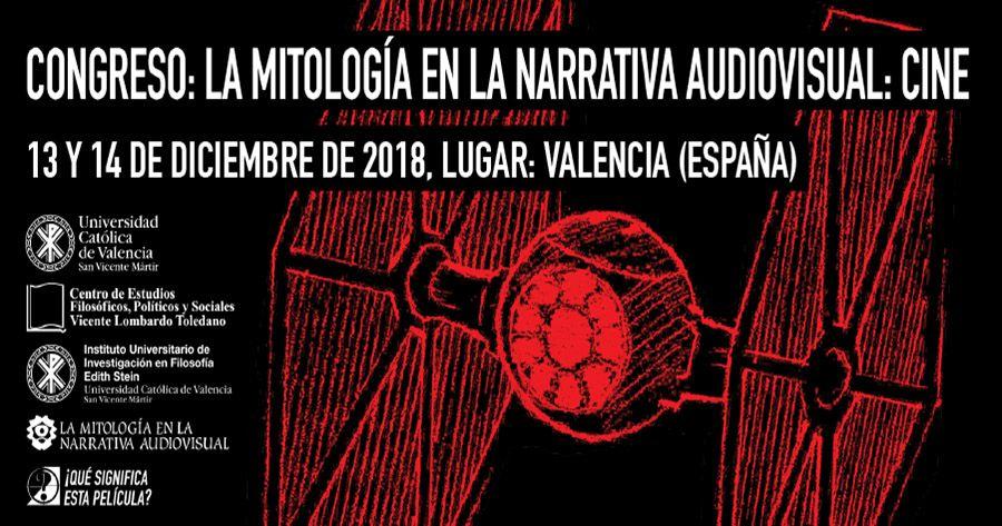 Imagen Congreso La Mitología en la Narrativa Audiovisual