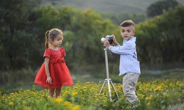 Taping into Children's Creativity