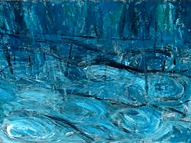Andrew Scott's Garden Rain