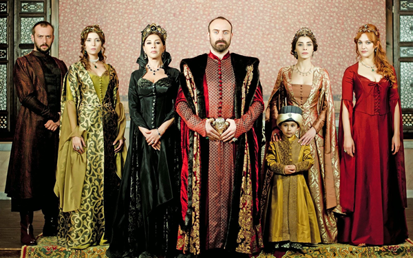 Turkish Drama, The Magnificent Century is Now on Netflix