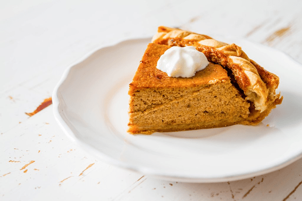 Butterscotch Cinnamon Pie