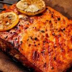 Grilled Cajun Salmon