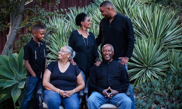 Patrick Anthony Howell & Hanna Wagari – Tribe AfroPolitan