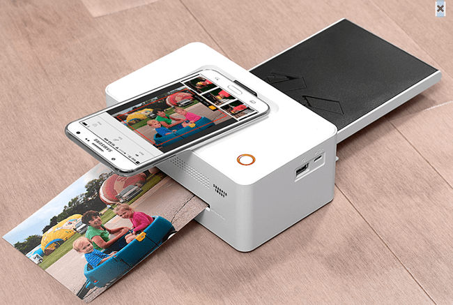 Smartphone Photo Printer