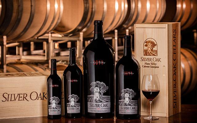 Silver Oak Wines