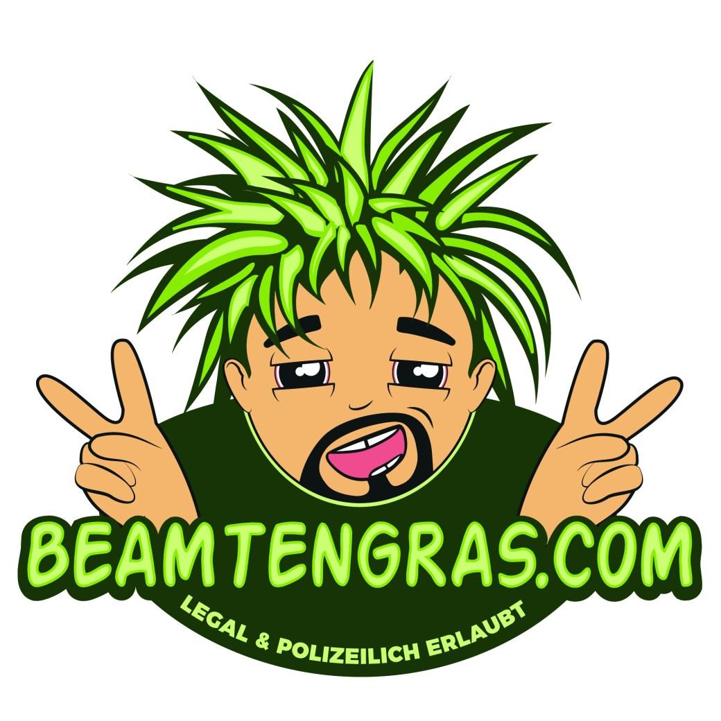 beamtengras-logo-print-weiss