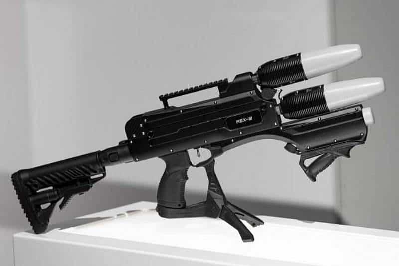 REX-2: ружье, которое стреляет не патронами
