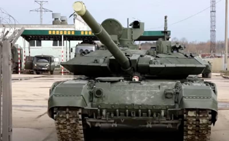 """Танк Т-90М """"Прорыв"""""""