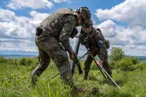 Натовские военные