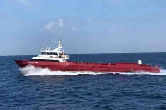 Беспилотное надводное судно ВМС США Nomad