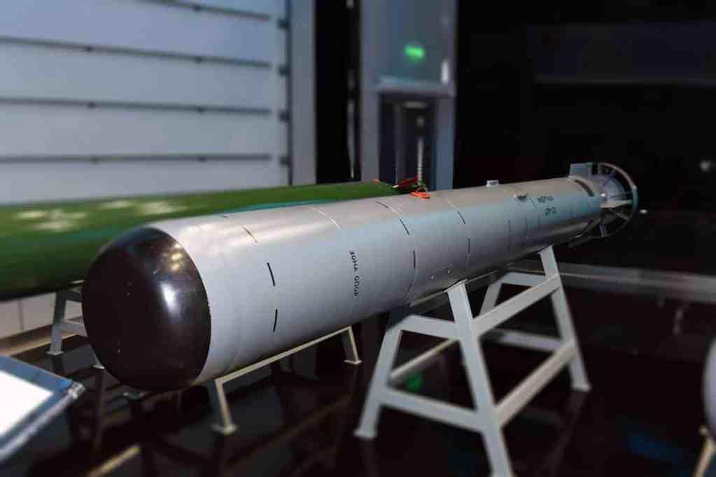 Авиационная противолодочная ракета АПР-3МЭ