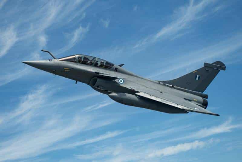ВВС Греции получили первый истребитель Rafale