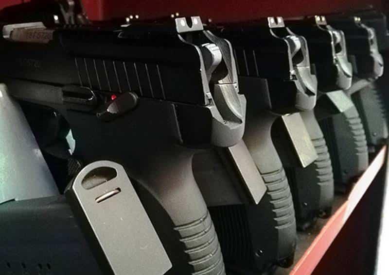 пистолет Ярыгина Грач
